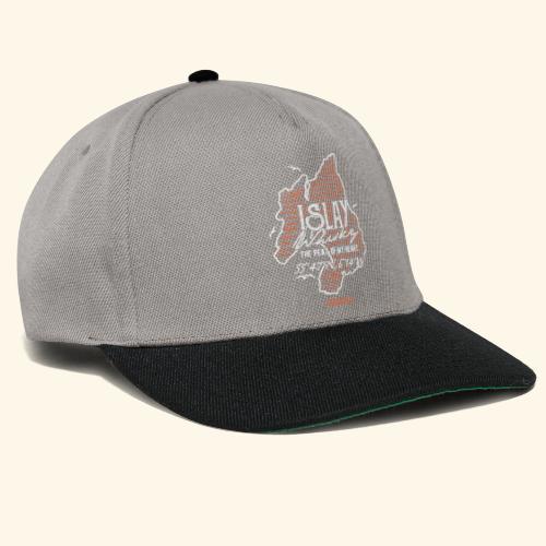 asting Notes Islay Whisky T Shirt Design - Snapback Cap