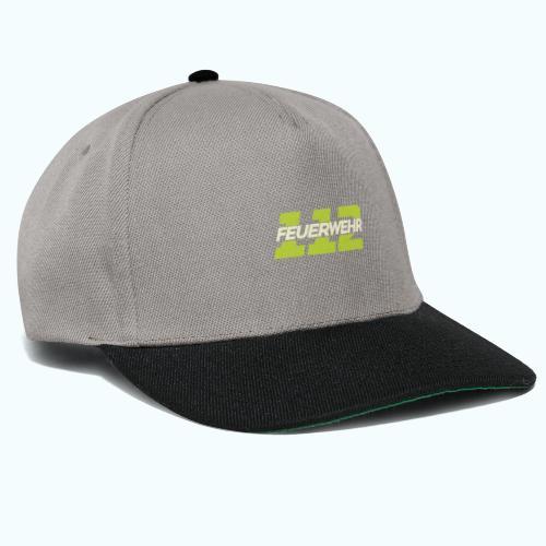 fire Department - Snapback Cap