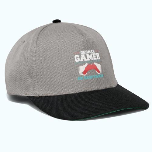 Gamer humor - Snapback Cap