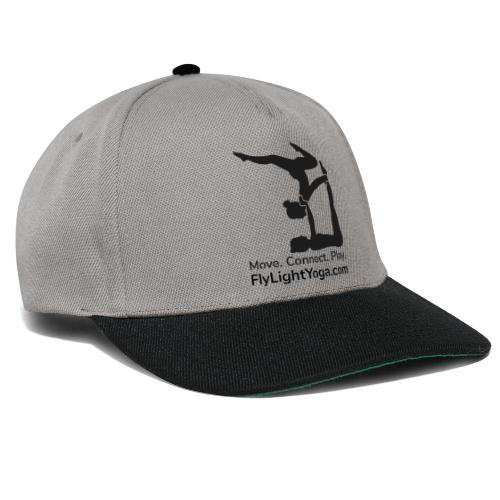 AcroYoga: Move Connect Play - Snapback Cap