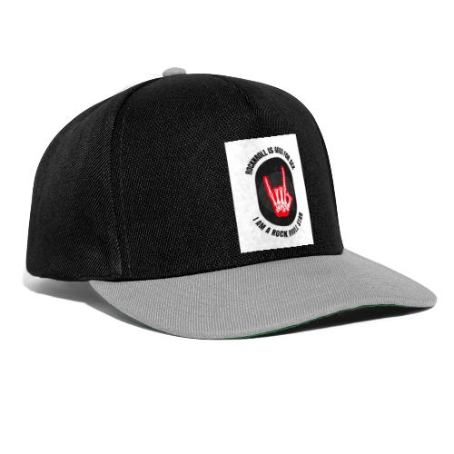Rocknroll is Good For Sex - Casquette snapback