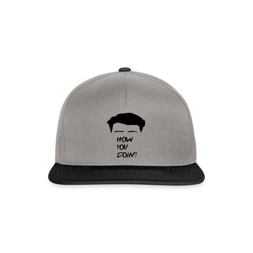 How You Doin Best Friend Gift T-Shirt - Snapback Cap