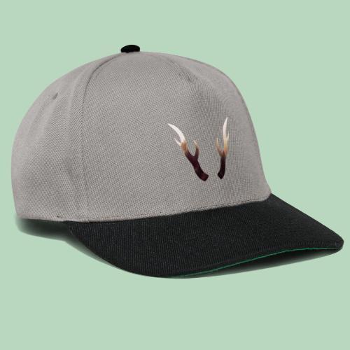 Gewei bos bruin - Snapback cap