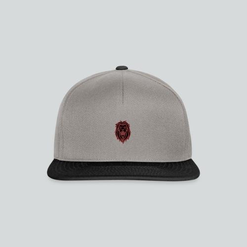 HAHN - RED - Snapback Cap