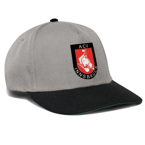 AC Vollkraft Logo - Snapback Cap