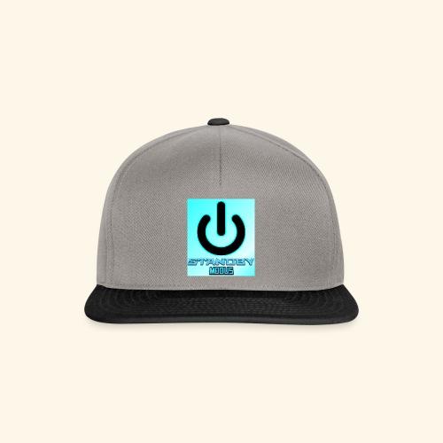 Mauspad Blau - Snapback Cap