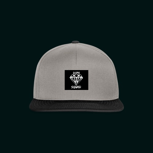 Dope Squad dames zwart - Snapback cap