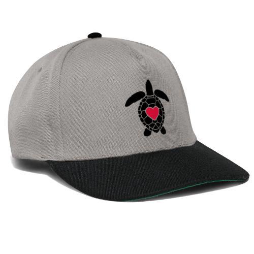 Turtle Love - Snapback Cap