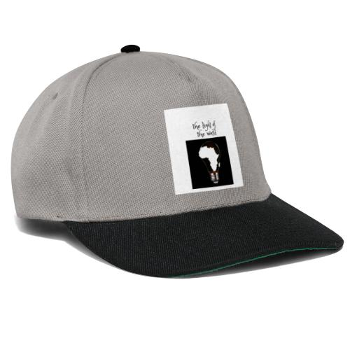 african mood - Casquette snapback
