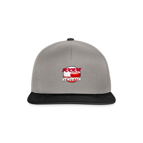 Doctor Vendetta - Snapback Cap