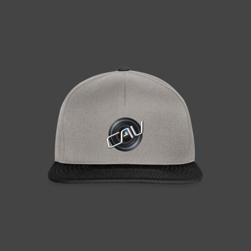 CAV-Logo - Snapback Cap