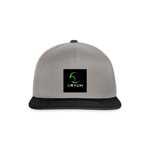 logo avec nom - Casquette snapback