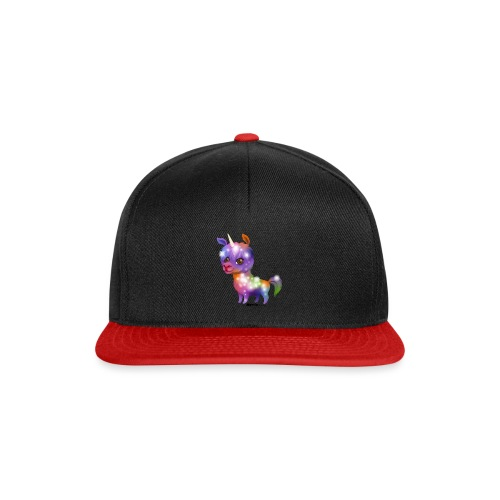 Llamacorn - Snapback Cap