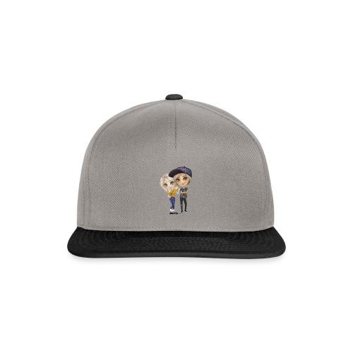 Emily & Lucas - Snapback cap