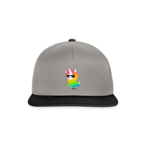 Regenbogenanimation - Snapback Cap