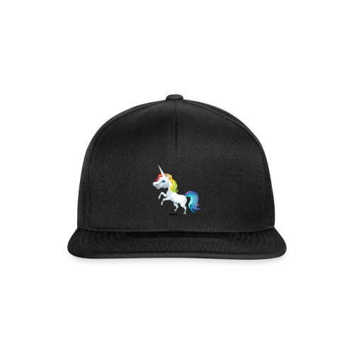 Rainbow yksisarvinen - Snapback Cap