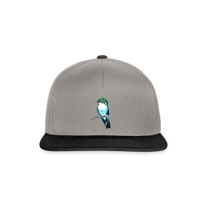 Bird on a branch - Snapbackkeps