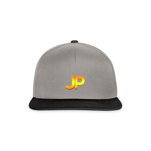 JP Logo - Snapback cap