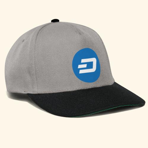 Dash Logo 2 - Snapback Cap
