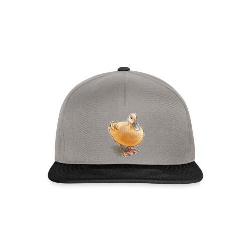 eend halftone - Snapback cap