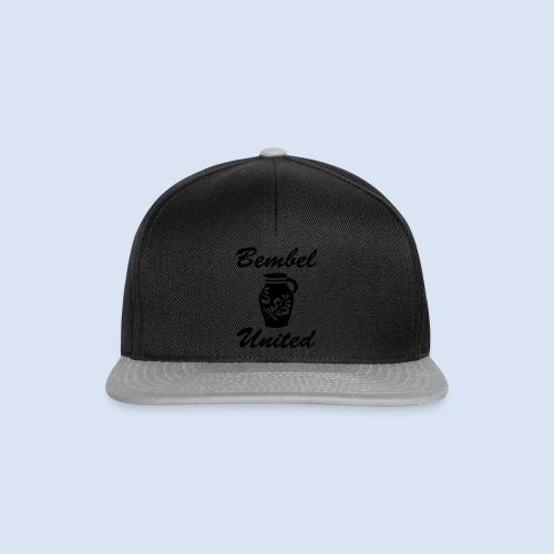 Bembel United Hessen - Snapback Cap