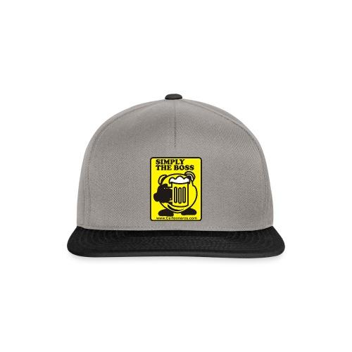 Simply the Boss - Snapback Cap