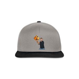 M1Molter mit Logo - Snapback Cap