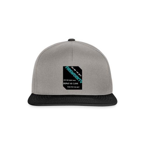 Das beste für den pyro - Snapback Cap