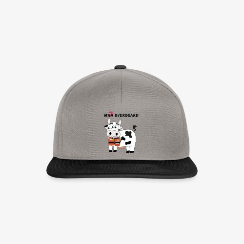 mucca nera - Snapback Cap
