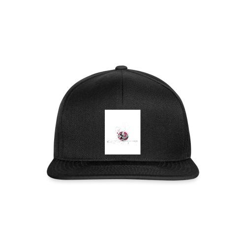 red lady - Snapback Cap
