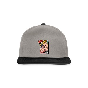 WHOATV OFFICIAL - Snapback Cap