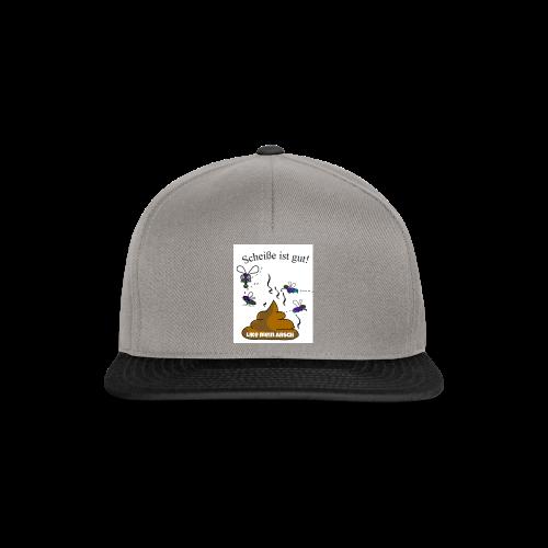 gaga im kopf - Snapback Cap