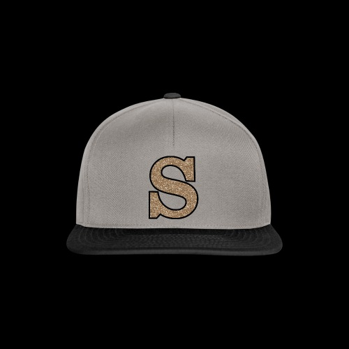 Girls S For Sonnit Golden Sparkle - Snapback Cap