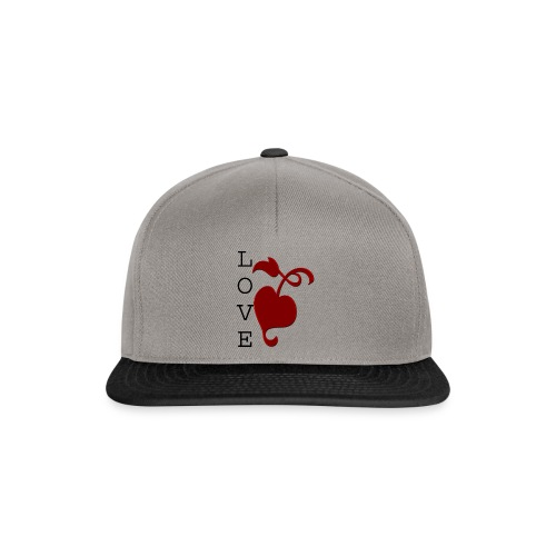 Love Grows - Snapback Cap