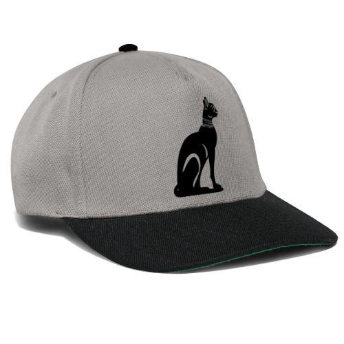Altägyptische Katze BASTET - Snapback Cap