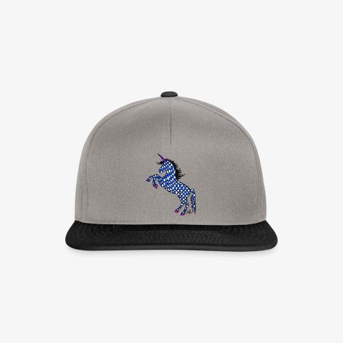 Bavarian Unicorn - Snapback Cap