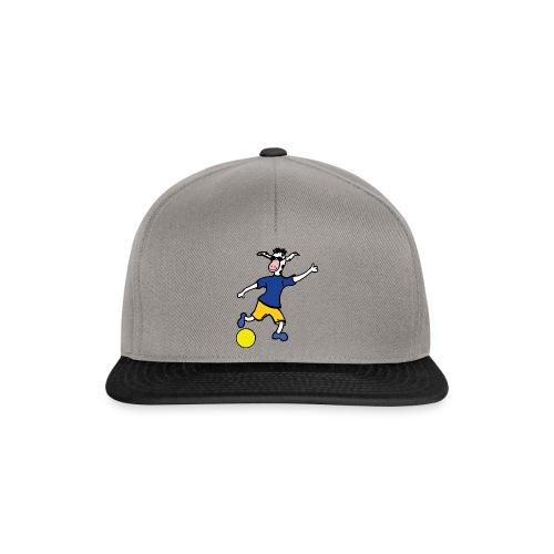 Cowly Fussball Top - Snapback Cap