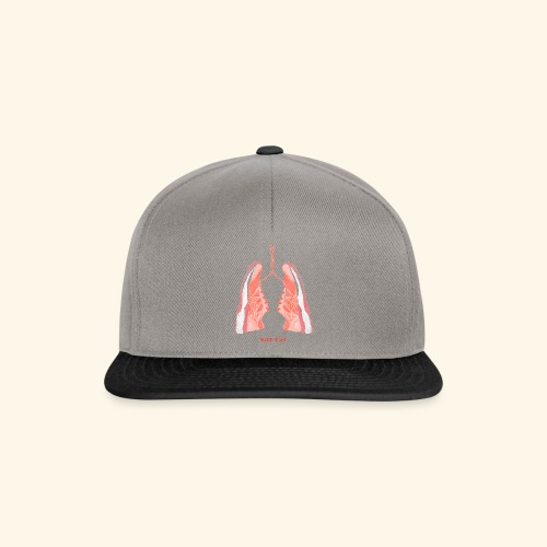 running shoes keeps me alive - Snapback Cap