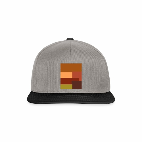 Colormix - Snapback Cap
