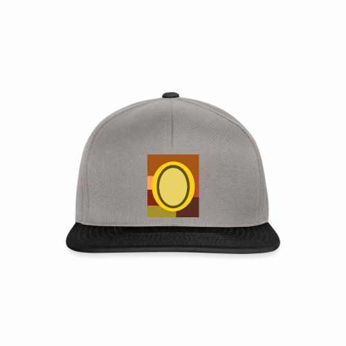 Egg in the middle - Snapback Cap