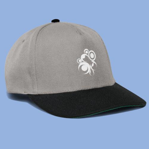 Should I stay or should I go Blanc - Casquette snapback