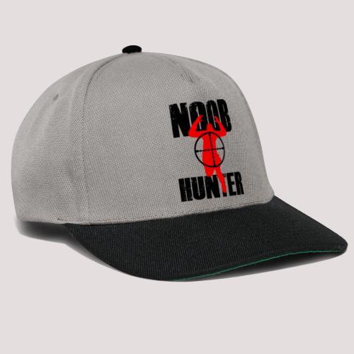 Noob Hunter - Snapback Cap
