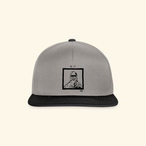 The Unknown: Jesus by buks.one - Snapback Cap