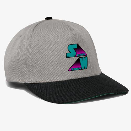 SUPR4 WYBES - Casquette snapback