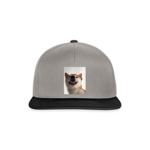 miły pies - Czapka typu snapback
