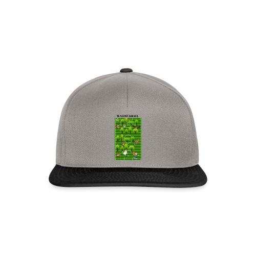 Waldfussball - Snapback Cap