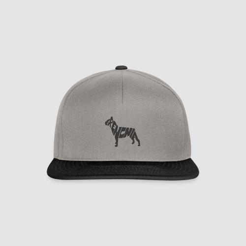 Frenchie - Snapback Cap