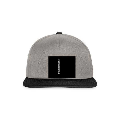 Deuxsixneuf 269 - Snapback Cap