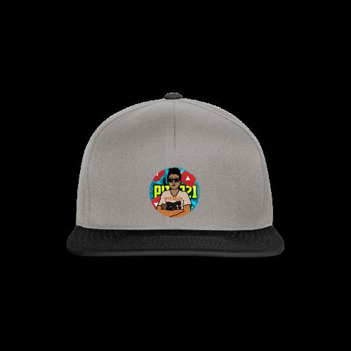 Cappello Ufficiale PitDj21 - Snapback Cap