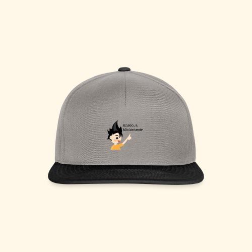 anseo, a mhúinteoir - Snapback Cap